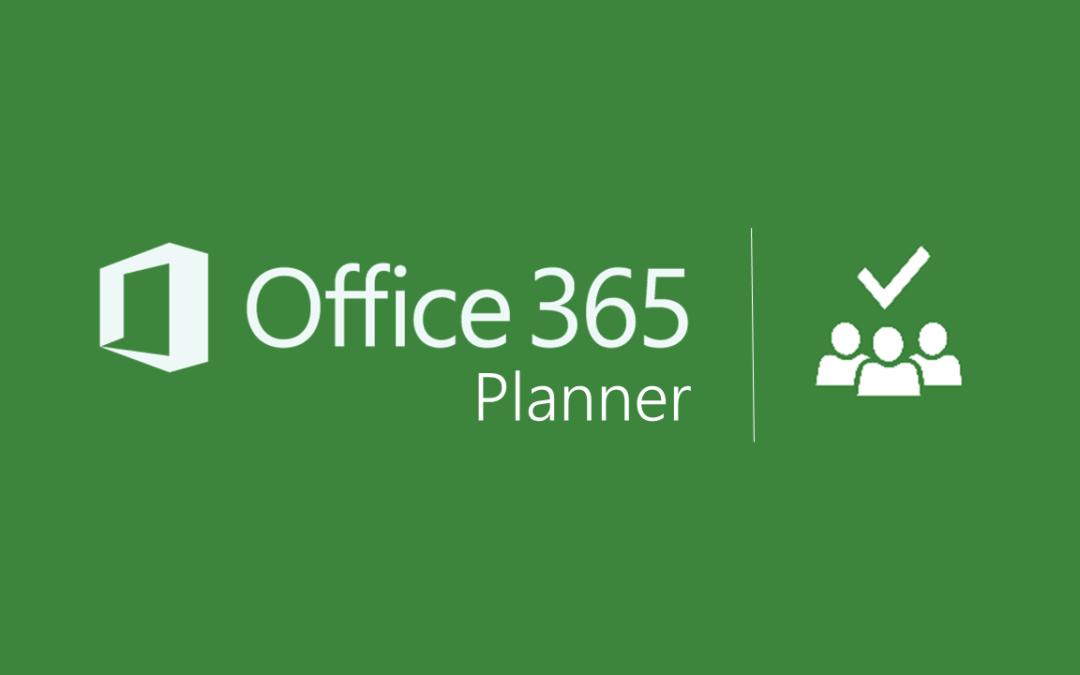 Organize a equipe com o Microsoft Planner