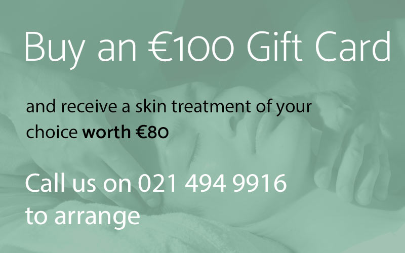 Gift Voucher Special Offer Advanced Laser Light Cork