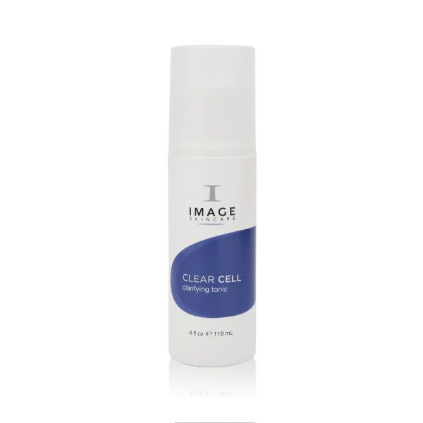 Clear Cell Clarifying Tonic Advanced Laser Light Cork