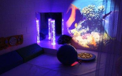 A Sensory Calming Room for Sir John A McDonald School