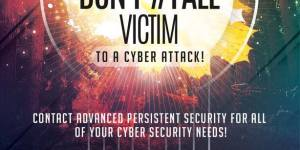 Don't #FALL Victim to a Cyber Attack!