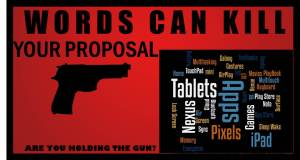 words can kill proposals