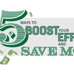 5 formas de ser más eficiente y ahorrar dinero en propuestas.