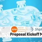 Reuniones  de Inicio de Propuesta Brillantes (Proposal Kickoff Meetings)