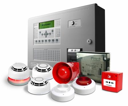 Kentec & Hochiki Fire Alarm Installations Cornwall
