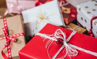 Дрехи подарък