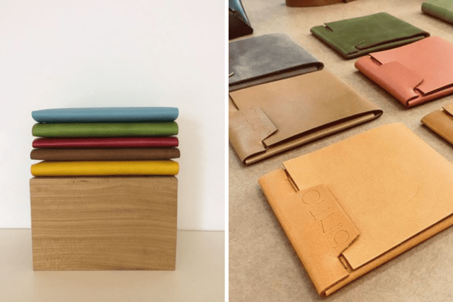 Sintio origami wallets