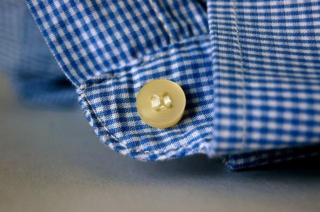 как да определяме качеството на дрехите по копчетата