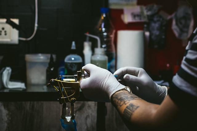 какво е студиото за татуиране