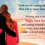 New Year Wishes for Husband