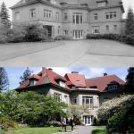 See Changes At The Fabled Pittock Mansion Before After Photos Oregonlive Com