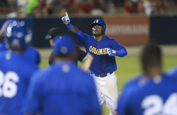 WATCH: Mets' Dilson Herrera sends Colombia to World Baseball ...