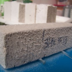 Freezing and thawing resistance of aerial lime mortar with metakaolin and a traditional water-repellent admixture.Advances in Engineering
