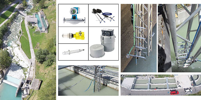 Experimental setup for flow and sediment flux characterization at desanding facilities - Advances in Engineering