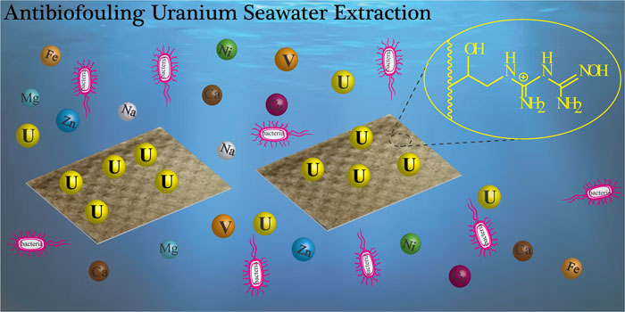 extraction of uranium from seawater-Advances in Engineering