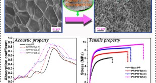 Preparation of ultra-high cell density Preparation of ultra-high cell density polypropylene foam - Advances in Engineering