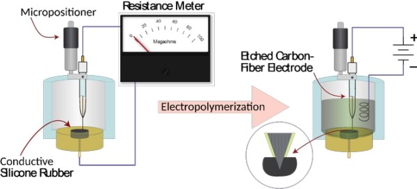 A Simple Fabrication Method for Carbon-Fiber Ultramicroelectrodes and pH Ultramicroelectrodes - Advances in Engineering