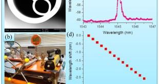 Single-ring suspended fiber for Bragg grating based hydrostatic pressure sensing - Advances in Engineering