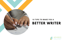 10 Tips to Make You a Better Writer