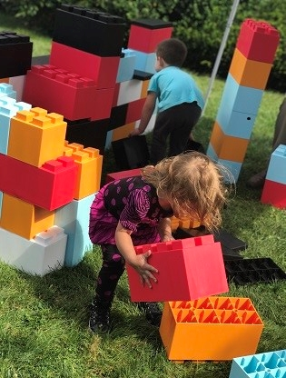 Kids with Blocks