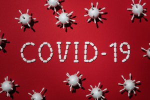 COVID-19 image.