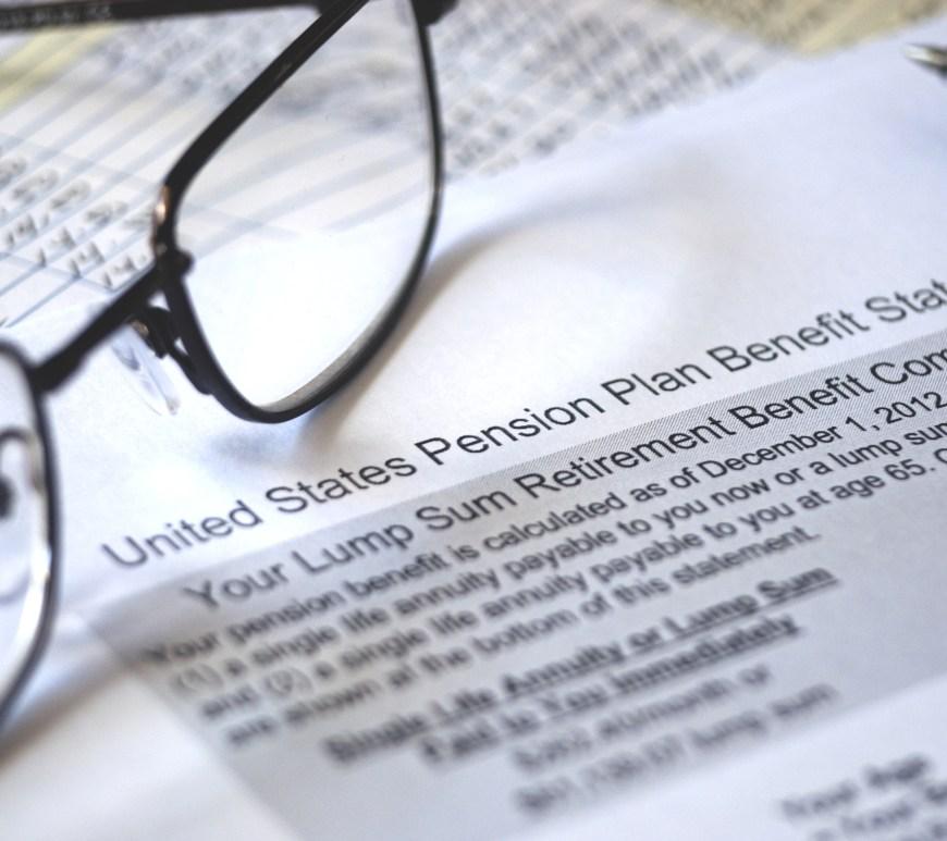 United States Pension Plan Benefit Statement