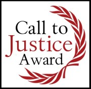 Call to Justice Logo with border