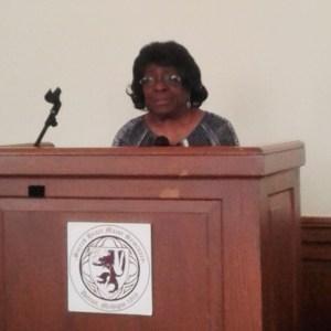Mrs. Sylvia Scales