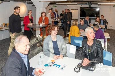 Foto uit een impressie van een Netwerkevent voor mijn Eventfotografie.