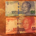 South African currency, Mandela Rand