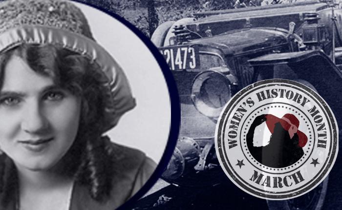 Florence Lawrence - Women Leaders - Advantage Automotive Analytics