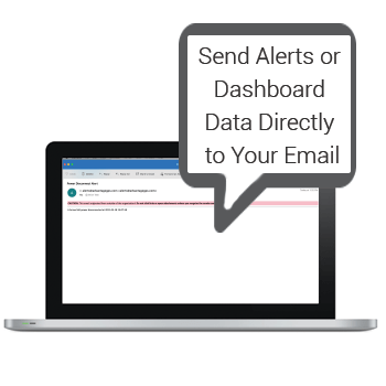 Email Alerts & Dashboard Data to Your Email - Advantage GPS