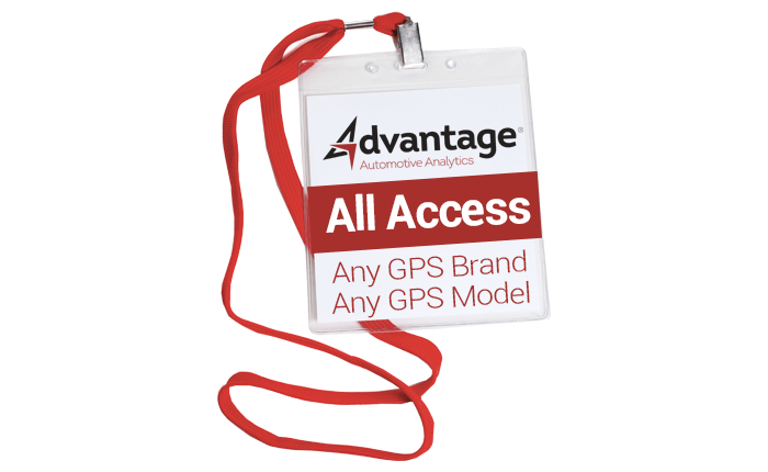 All Access Pass to View all GPS Devices - Advantage GPS