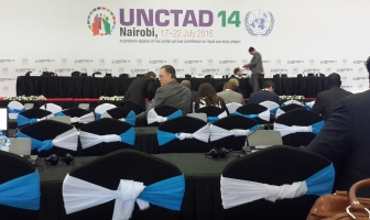 UNCTAD 14TH EDITION CONFERENCE HIGH LEVEL EVENT ON TRANSFORMING ECONOMIES FOR SUSTAINABLE AND INCLUSIVE GROWTH