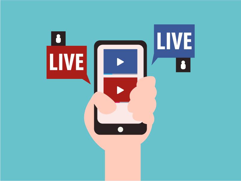 Streaming vidéo en direct