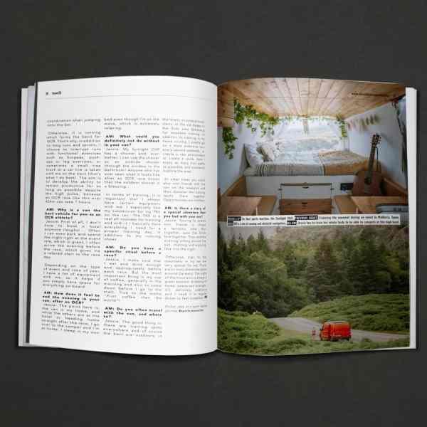 Advanture Magazine issue 06 spread 02