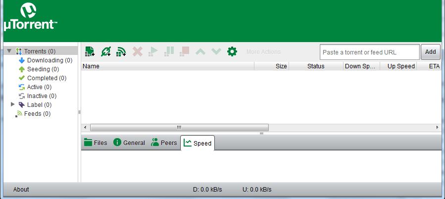 Install μTorrent Server in Ubuntu/Debian