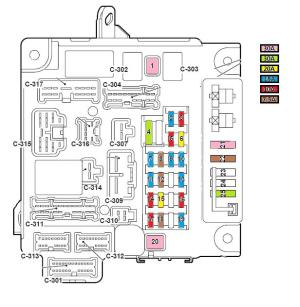 4B11 Electrical Fuse – advanxer