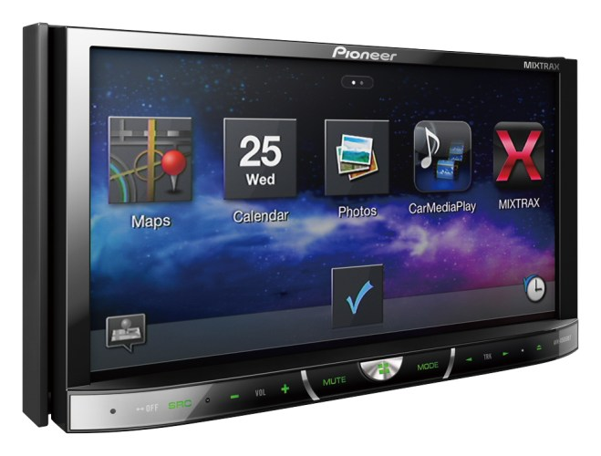 Playing videos in your Pioneer 2014 Head Unit