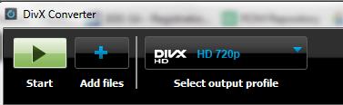 divx profile