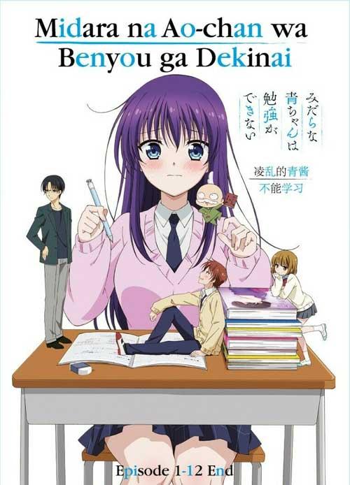 Midara na Ao-chan wa Benkyou ga Dekinai dvd