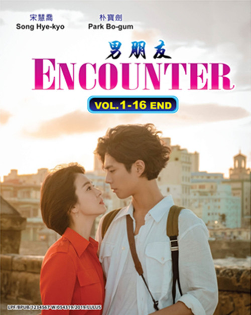 KOREAN DRAMA : ENCOUNTER VOL.1-16 END