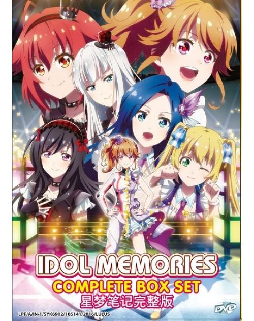 IDOL MEMORIES VOL. 1 - 12 END