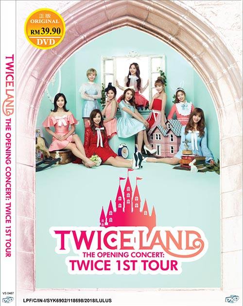 TWICELAND THE OPENING CONCERT: TWICE 1ST TOUR