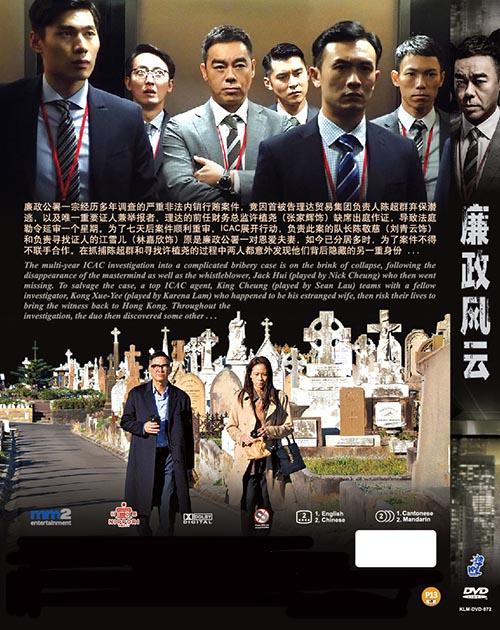 INTEGRITY (TVB MOVIE)