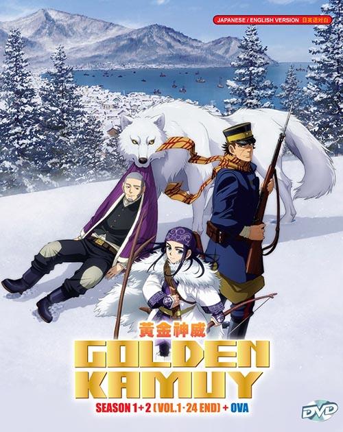GoldenKamuy