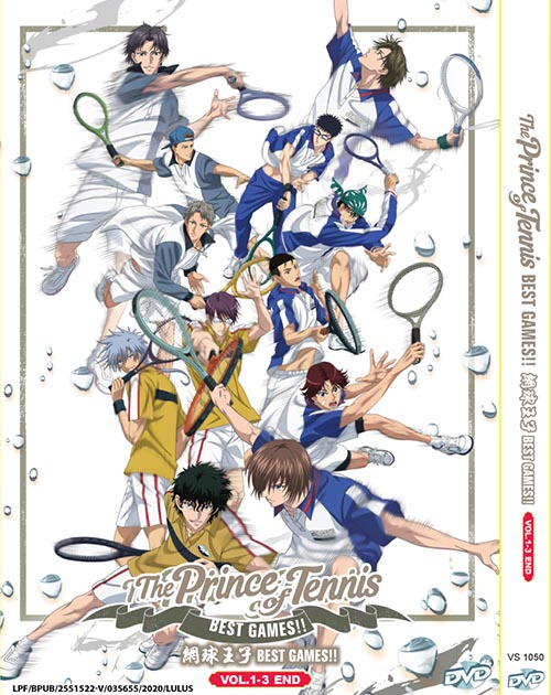The Prince of Tennis Best Games!!
