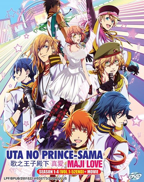Uta No Prince-Sama : Maji Love DVD