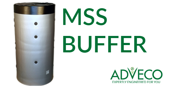 Adveco MSS Buffer tank