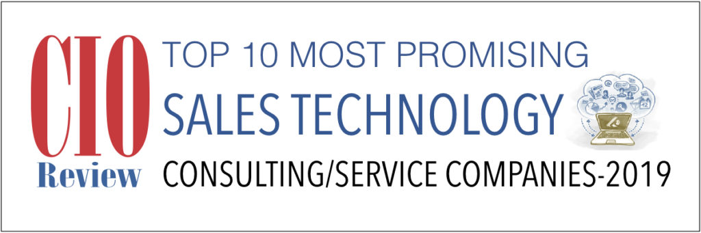 Top 10 Sales Technology Consulting/Service Companies of 2019